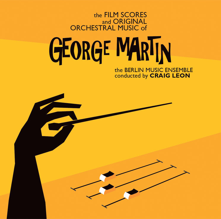 Beatles Producer George Martin Celebrated with New Orchestral Collection