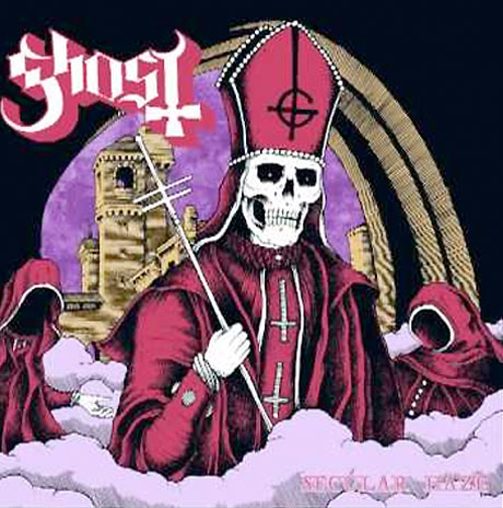 Ghost Announce \'Infestissumam\'