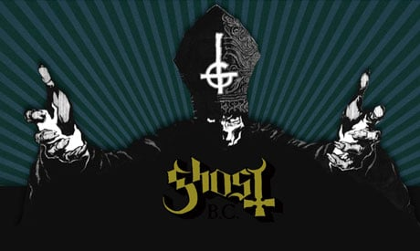 gallery for ghost bc logo
