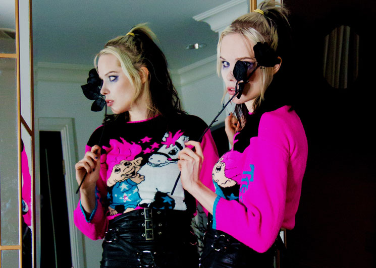 Listen to Alice Glass' new single