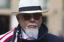Gary Glitter Sentenced to 16 Years in Prison