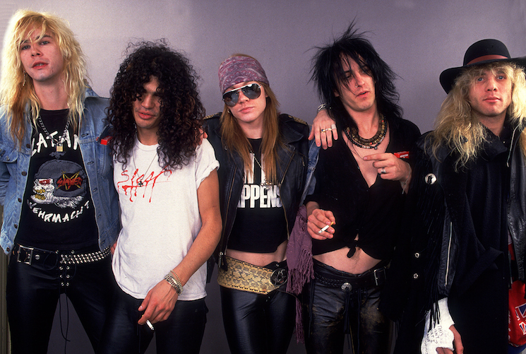 Guns N' Roses Reunite Classic Lineup for Coachella, Possible Tour