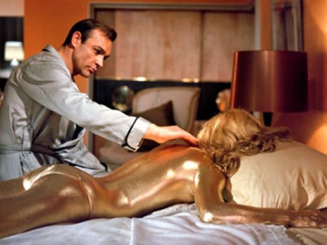 Goldfinger - Directed by Guy Hamilton