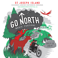 Ontario's Go North Music Festival Reveals 2019 Lineup