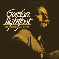 Gordon Lightfoot Announces 'The Complete Singles Collection 1970-1980'