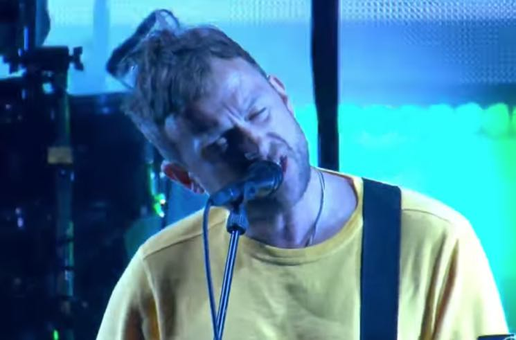 Watch Gorillaz Perform New 'The Now Now' Songs at Rock im Park Festival