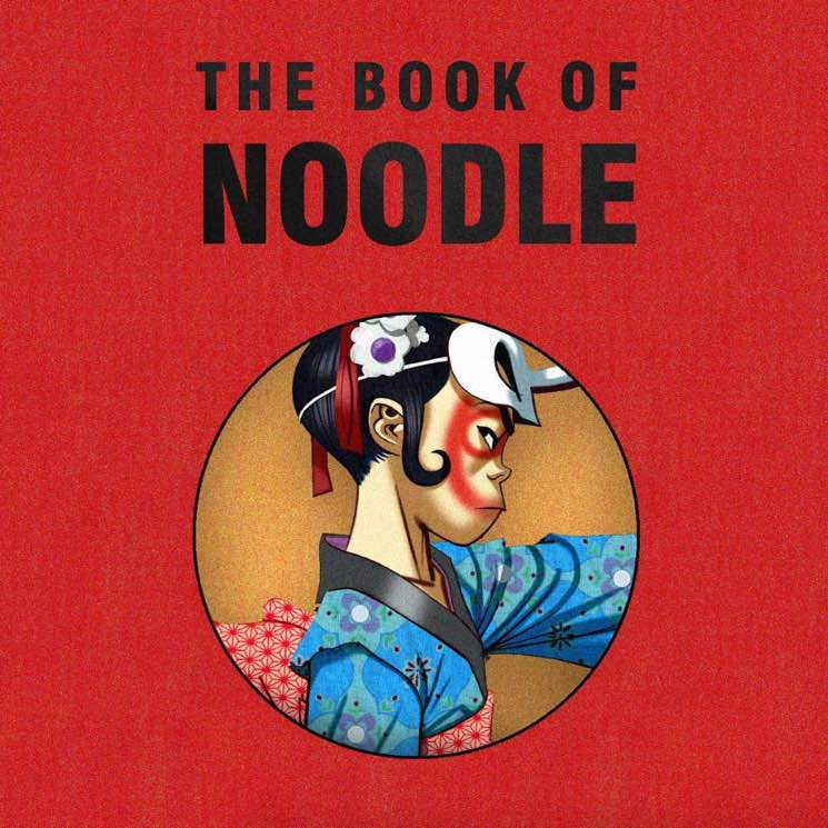 Gorillaz Share Bizarre Multimedia Story 'The Book of Noodle'