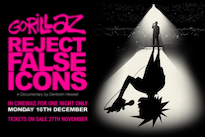 Gorillaz Announce New Documentary 'Reject False Icons'
