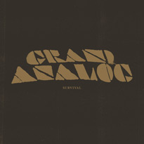 Grand Analog Get Shad, Clairmont The Second, Adaline for 'Survival' EP