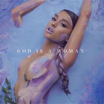 "Ariana Grande Reveals New 'Sweetener' Single ""God Is a Woman"""