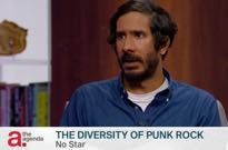 ​Watch Greys' Shehzaad Jiwani Talk Race and Canadian Indie Rock on TVO's 'The Agenda'