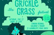 Grickle Grass Festival Gets Hooded Fang, DOOMSQUAD, Un Blonde for 2017 Edition