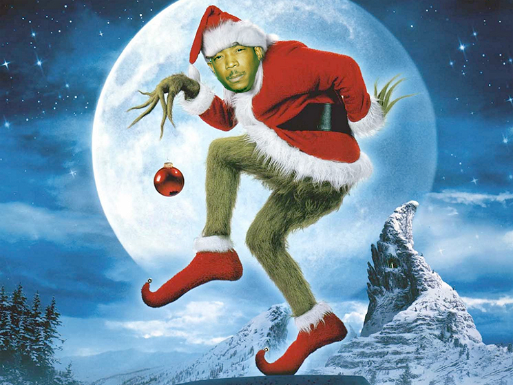 ja rule reads how the grinch stole christmas for the whole family to enjoy - How Did The Grinch Stole Christmas