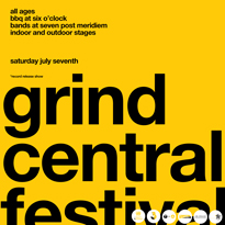 Regina's Grind Central Records Announces Inaugural Festival with Surf Dads, Library Voices
