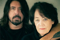 Dave Grohl and His Mom Are Getting Their Own TV Show