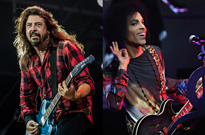 Dave Grohl Recalls Jamming with Prince in Another Instagram True Story