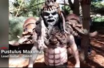 ​GWAR Guitarist Pustulus Maximus Gives Update on Self-Isolation on CNN