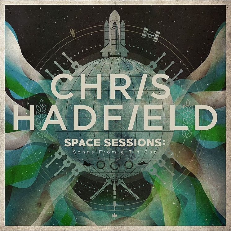 Promisedfieldcover Jpg: Chris Hadfield Details 'Space Sessions' Album
