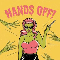 Courtney Barnett, L7, Palehound Join 'Hands Off!' Compilation