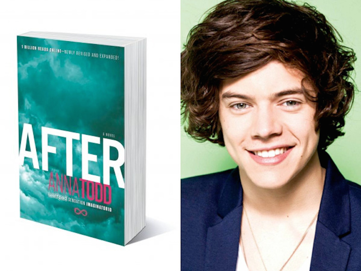 Some One Direction Fan-Fiction Is Being Adapted for a Movie
