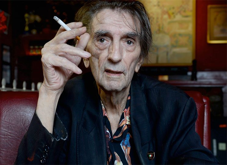 Twin Peaks' Harry Dean Stanton Dead at 91
