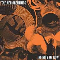The Heliocentrics Infinity of Now