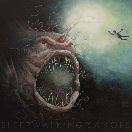 Helms Alee Announce Sargent House Debut 'Sleepwalking Sailors,' Premiere New Track