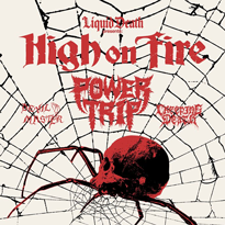 High on Fire and Power Trip Hit Canada on Fall Tour