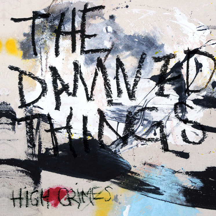 Image result for the damned things high crimes