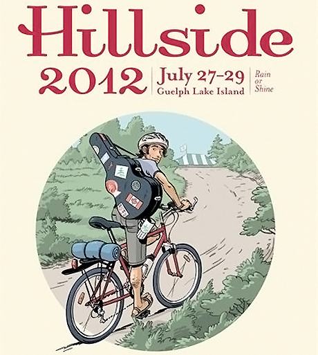 Hillside Festival Announces 2012 Lineup with Kathleen Edwards, Chad VanGaalen, Joel Plaskett, Rich Aucoin