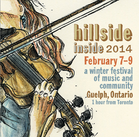 Guelph's Hillside Inside Gets A Tribe Called Red, Timber Timbre, Whitehorse, Tony Dekker for 2014 Instalment