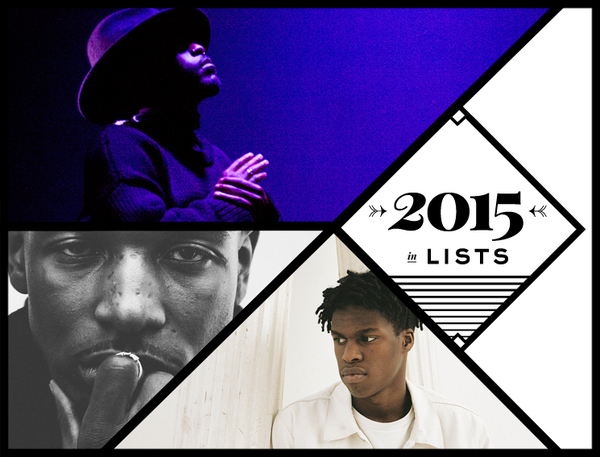 Toronto's Hip-hop & Urban Class of 20162015 in Lists