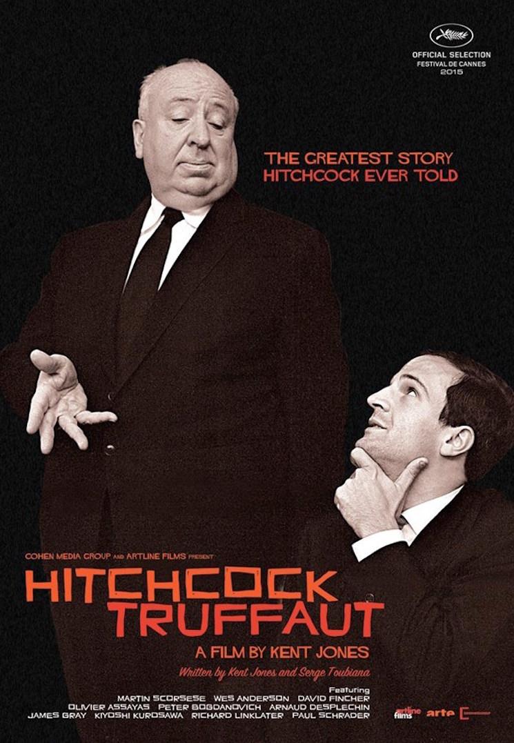 画像: Hitchcock/Truffaut Trailer