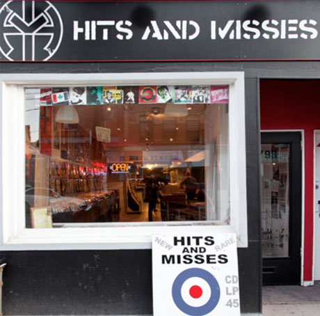 Toronto Punk Record Store Hits & Misses to Shut Down