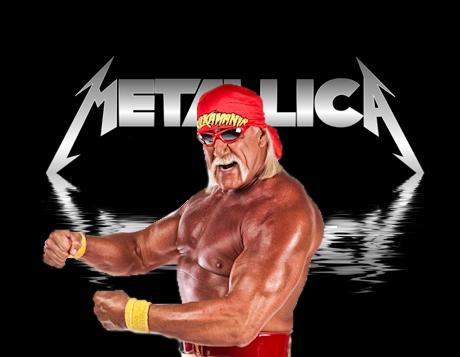 Hulk Hogan pudo ser parte de Metallica