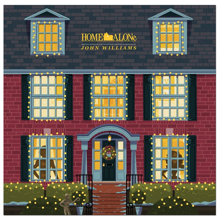 John Williams Home Alone Score Gets Deluxe Vinyl