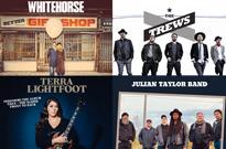 Horseshoe Tavern Adds Whitehorse, the Trews, Terra Lightfoot and Julian Taylor Band to 'Hootenanny' Livestreams