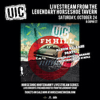 Horseshoe Tavern's 'Hootenanny' Concert Series Continues with UIC Album Release Party