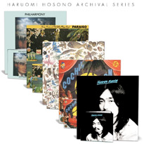 Haruomi Hosono Treated to Extensive Reissue Series