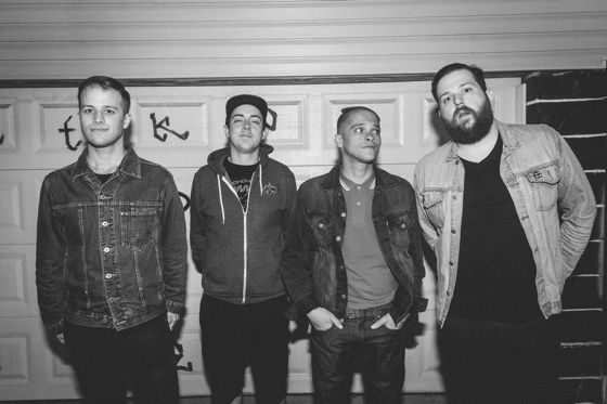 HOUNDS Sign to New Damage, Premiere New Single