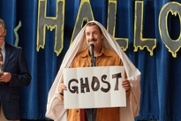 'Hubie Halloween' Sees Adam Sandler Up to His Old Tricks — and It's a Treat Directed by Steven Brill