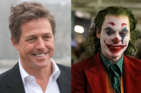 Hugh Grant Thinks 'Joker' Was Way Too Loud