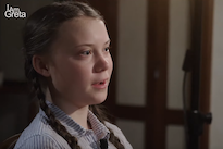 Watch the Trailer for Greta Thunberg's Documentary
