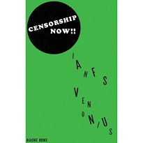 Ian Svenonius Reveals 'Censorship Now!!' Essays Collection