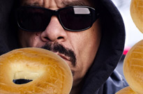 Ice-T Claims He's Never Eaten a Bagel in His Life and Twitter Is Losing Its Mind