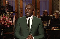 Saturday Night Live: Idris Elba & Khalid March 9, 2019