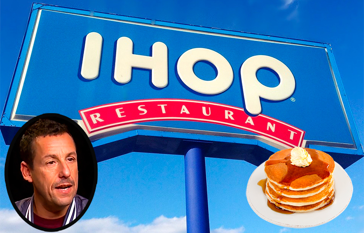 Adam Sandler Has Replied to That Hilarious IHOP TikTok