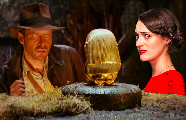 Phoebe Waller-Bridge Will Star in the Next 'Indiana Jones' Movie Alongside Harrison Ford