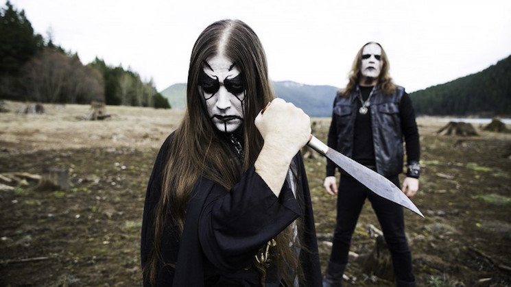 Inquisition Dropped from Satyricon Tour After Child Porn