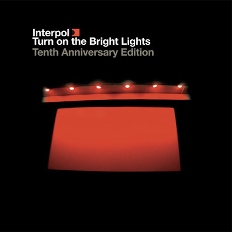 Interpol Remaster 'Turn on the Bright Lights' for Expanded 10th Anniversary Edition